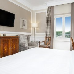 Rome Marriott Grand Hotel Flora 4* Номер Делюкс с различными типами кроватей фото 2