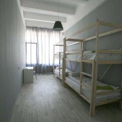 Хостел Bla Bla Hostel Rostov Кровать в мужском общем номере с двухъярусной кроватью фото 15