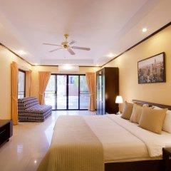 Отель Magic Villa Pattaya 4* Вилла Делюкс с различными типами кроватей фото 25