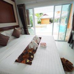 Отель Lanta Fevrier Resort 2* Номер Делюкс с различными типами кроватей фото 2