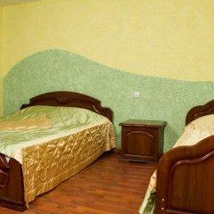 Гостиница Теремок Заволжский Семейные апартаменты разные типы кроватей