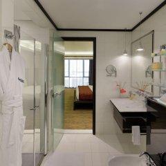 Radisson Blu Hotel, Dubai Media City 4* Стандартный номер с различными типами кроватей фото 4
