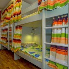 Хостел Friends Club Кровать в общем номере