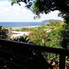 Отель Maya Vista Гондурас, Тела - отзывы, цены и фото номеров - забронировать отель Maya Vista онлайн балкон