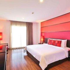 Sunbeam Hotel Pattaya 4* Улучшенный номер с двуспальной кроватью фото 4
