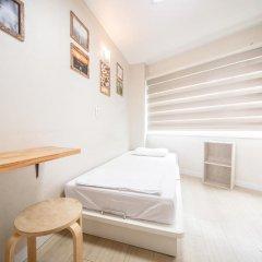 Хостел Itaewon Inn Стандартный номер с различными типами кроватей фото 6