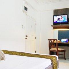 Отель Riski residence Bangkok-noi Таиланд, Бангкок - 1 отзыв об отеле, цены и фото номеров - забронировать отель Riski residence Bangkok-noi онлайн удобства в номере