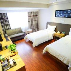 Отель Insail Hotels Railway Station Guangzhou 3* Номер Бизнес с различными типами кроватей фото 4