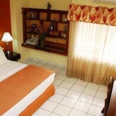 Отель Aparthotel Guijarros 3* Представительский номер с различными типами кроватей фото 6