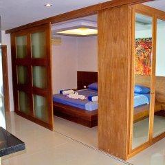 Отель Patong Tower Holiday Rentals Патонг сауна