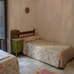 Отель Pensión Olympia 2* Стандартный номер с различными типами кроватей фото 12
