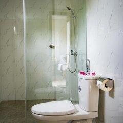 Отель Mi Kha Homestay 3* Улучшенный номер с различными типами кроватей фото 14