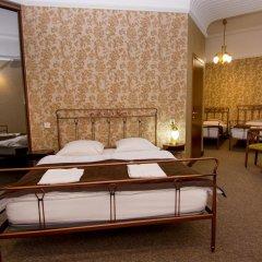 Отель Boutique Villa Mtiebi 4* Стандартный семейный номер с двуспальной кроватью фото 8