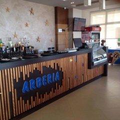 Отель Arberia Албания, Голем - отзывы, цены и фото номеров - забронировать отель Arberia онлайн гостиничный бар