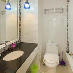 Отель VT 1 Serviced Apartments Таиланд, Паттайя - отзывы, цены и фото номеров - забронировать отель VT 1 Serviced Apartments онлайн ванная