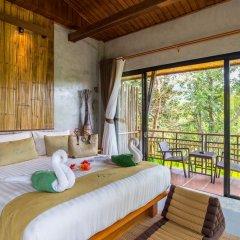 Отель Alama Sea Village Resort 4* Улучшенный номер фото 9