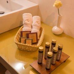 Отель Rodos Niohori Elite Suites 4* Полулюкс с различными типами кроватей фото 14
