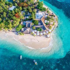 Отель Castaway Island Fiji 4* Номер категории Премиум с различными типами кроватей фото 9