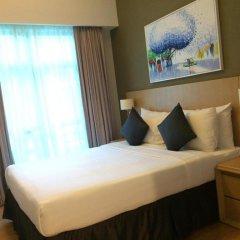 Отель Somerset Ho Chi Minh City комната для гостей фото 3
