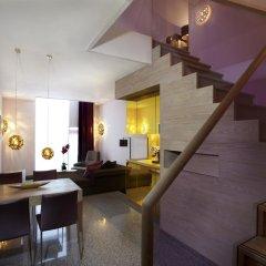 Отель abito Suites 3* Люкс с различными типами кроватей фото 10