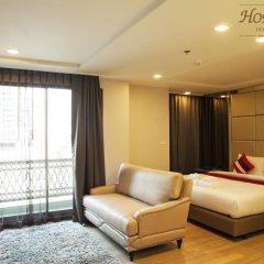 Hope Land Hotel Sukhumvit 8 3* Представительский люкс с различными типами кроватей
