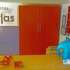 Отель Atlas Чешме детские мероприятия фото 2