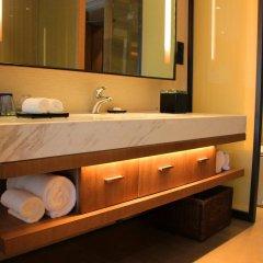 Отель Xiamen Aqua Resort Китай, Сямынь - отзывы, цены и фото номеров - забронировать отель Xiamen Aqua Resort онлайн ванная