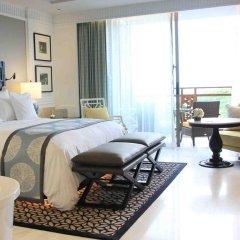 Отель Intercontinental Hua Hin Resort 5* Улучшенный номер с различными типами кроватей фото 3