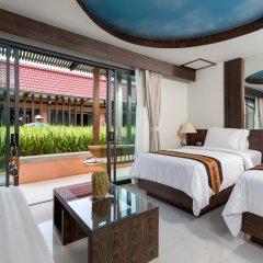 Отель Naina Resort & Spa 4* Стандартный номер двуспальная кровать