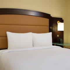 Гостиница Hilton Москва Ленинградская 5* Стандартный номер с двуспальной кроватью фото 4