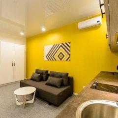 Гостиница Partner Guest House Klovskyi 3* Апартаменты с различными типами кроватей фото 12