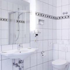 Отель Doria Германия, Дюссельдорф - отзывы, цены и фото номеров - забронировать отель Doria онлайн ванная