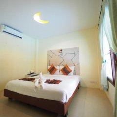 Отель Lanta Fevrier Resort 2* Стандартный номер с различными типами кроватей фото 4