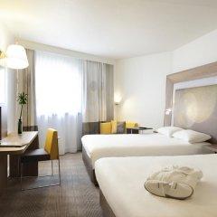 Отель Novotel Paris Les Halles 4* Представительский номер с различными типами кроватей