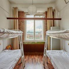 Hostel 5th Floor Кровать в общем номере с двухъярусными кроватями фото 13