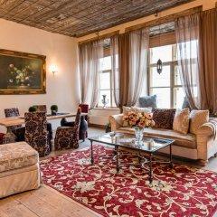 Апартаменты Oldhouse Apartments Таллин комната для гостей