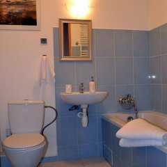 Отель Great Apart Kabaty Польша, Варшава - отзывы, цены и фото номеров - забронировать отель Great Apart Kabaty онлайн ванная фото 2