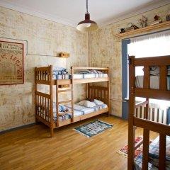 Хостел M42 Кровать в общем номере с двухъярусной кроватью фото 39