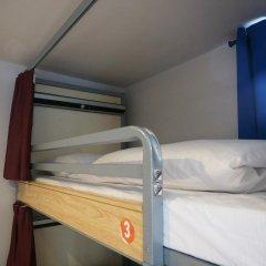 Отель St Christopher's Liverpool Street Кровать в общем номере с двухъярусной кроватью фото 9