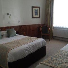 Crescent Hotel комната для гостей