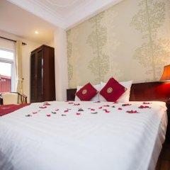 Hanoi Central Park Hotel 3* Номер Делюкс с различными типами кроватей фото 8
