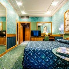 Brunelleschi Hotel 4* Стандартный номер с различными типами кроватей фото 5