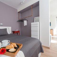 Апартаменты P&O Apartments Zamoyskiego Апартаменты с различными типами кроватей