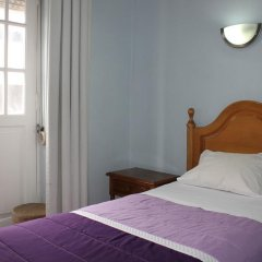 Отель Residencial Vale Formoso 3* Стандартный номер разные типы кроватей фото 10