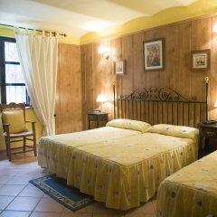 Hotel Rural Soterraña 3* Стандартный номер с различными типами кроватей фото 4