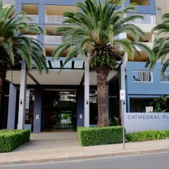Отель Cathedral Place Апартаменты с различными типами кроватей фото 6