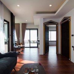 Отель Simple Life Cliff View Resort 3* Стандартный семейный номер с различными типами кроватей фото 5