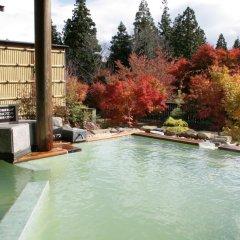 Отель Seifutei Айдзувакамацу бассейн