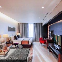 Отель Oakwood Premier Coex Center Студия с различными типами кроватей фото 2