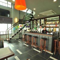 Отель SinhPlaza 3* Улучшенный номер с различными типами кроватей фото 3